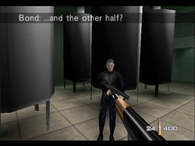 GoldenEye 007 - DEATH. - User Screenshot